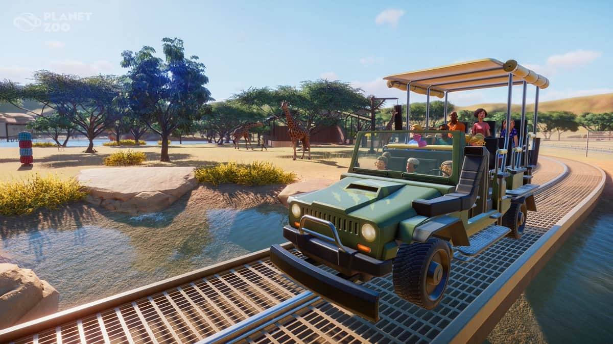 How to Visit Other Zoos and Earn Conservation Credits in Planet Zoo