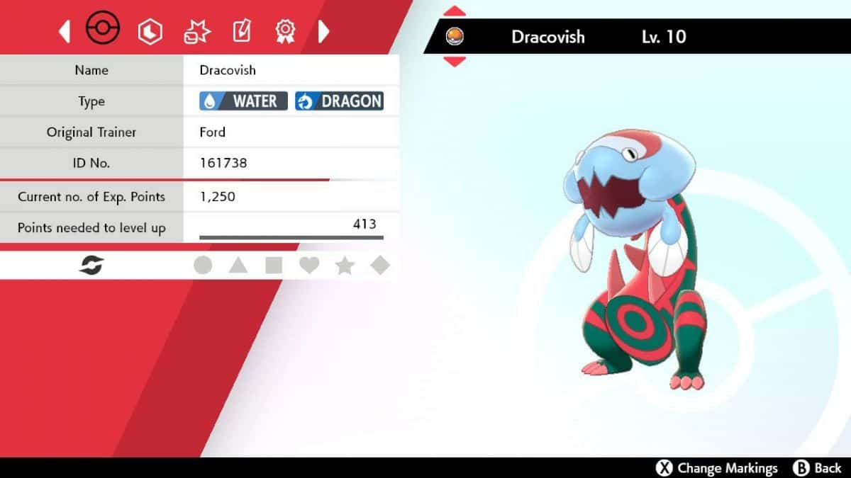 Pokemon Sword and Shield Dracovish Location, How to Catch and Evolve
