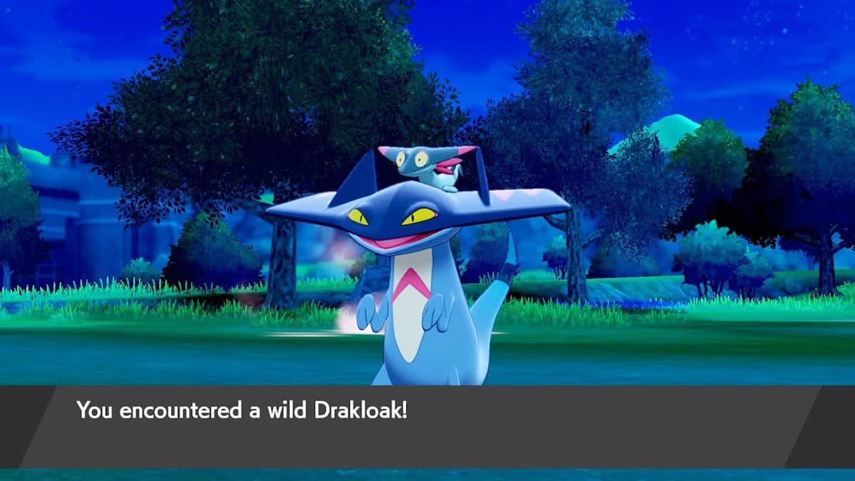 Pokemon Sword and Shield Drakloak Locations, How to Catch and Evolve