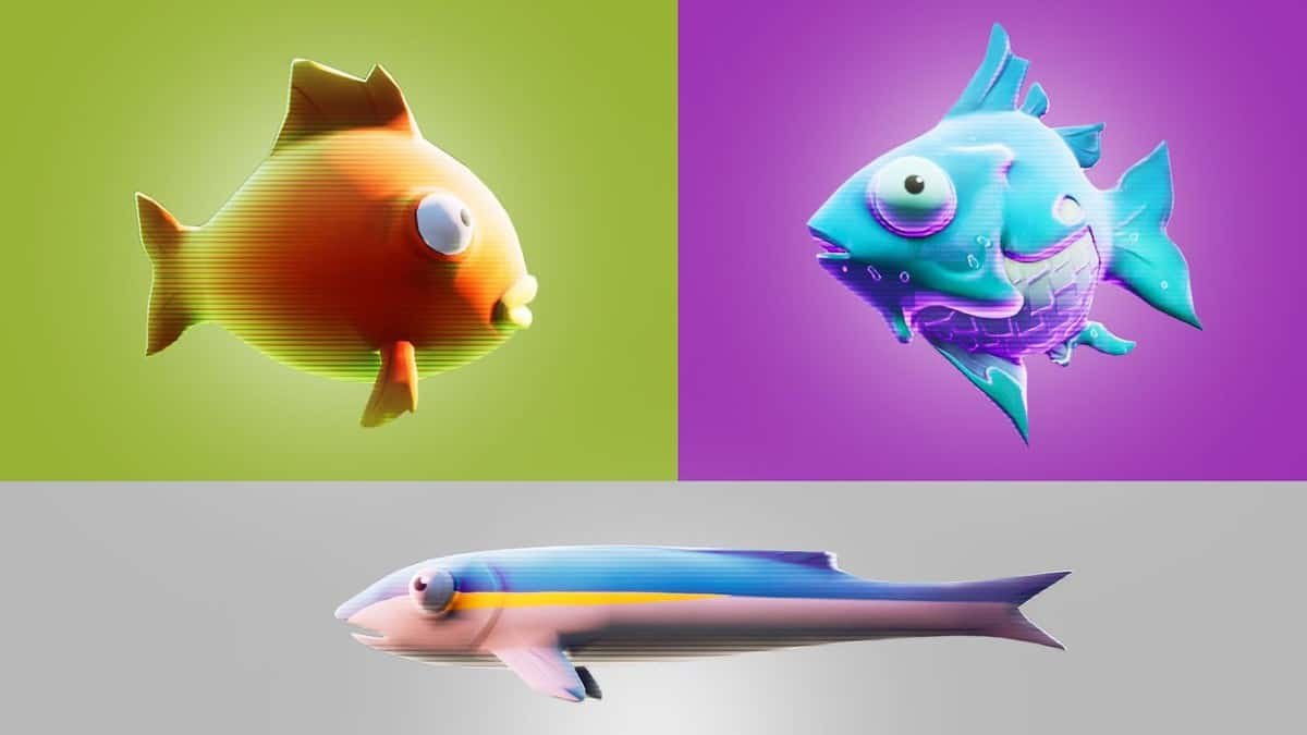 fortnite fish