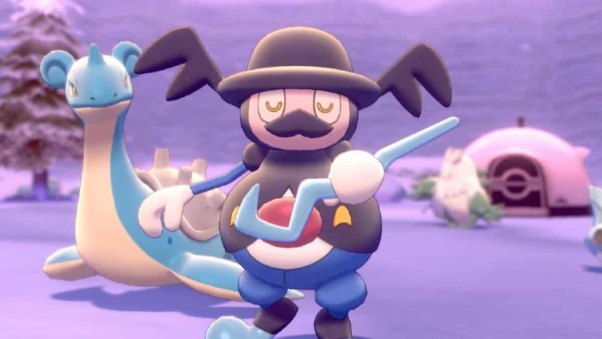 Pokemon Sword and Shield Galarian Mr Mime Locations, How to Catch and Evolve