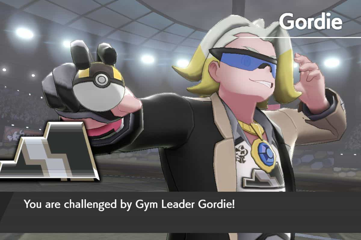Pokemon Sword and Shield Circhester Gym Guide: How to Defeat Gordie
