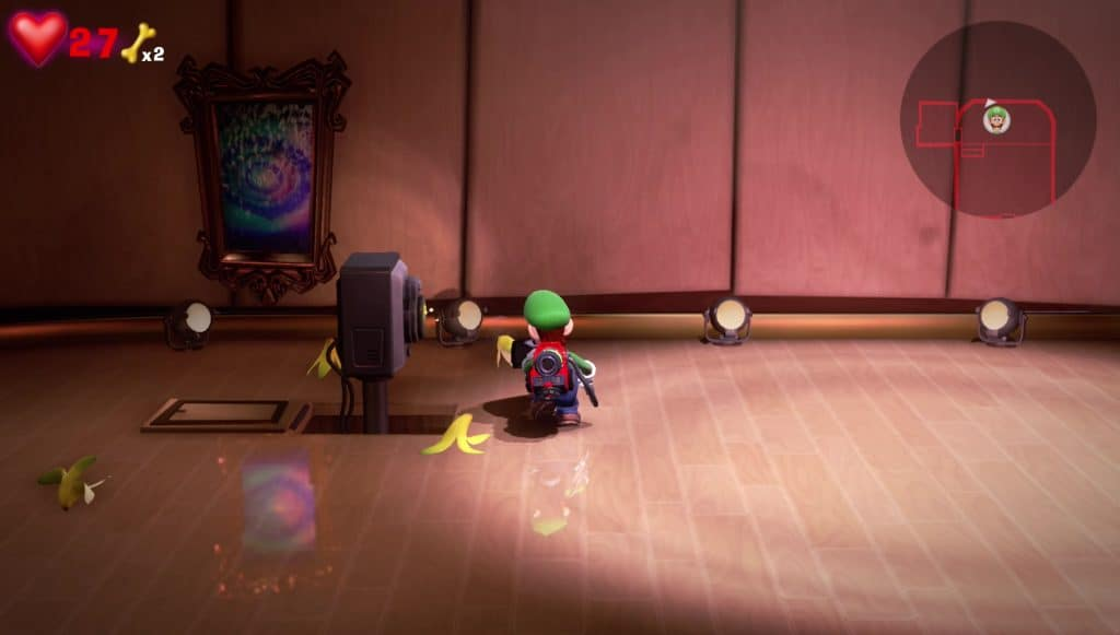 Luigis Mansion 3 The Great Stage