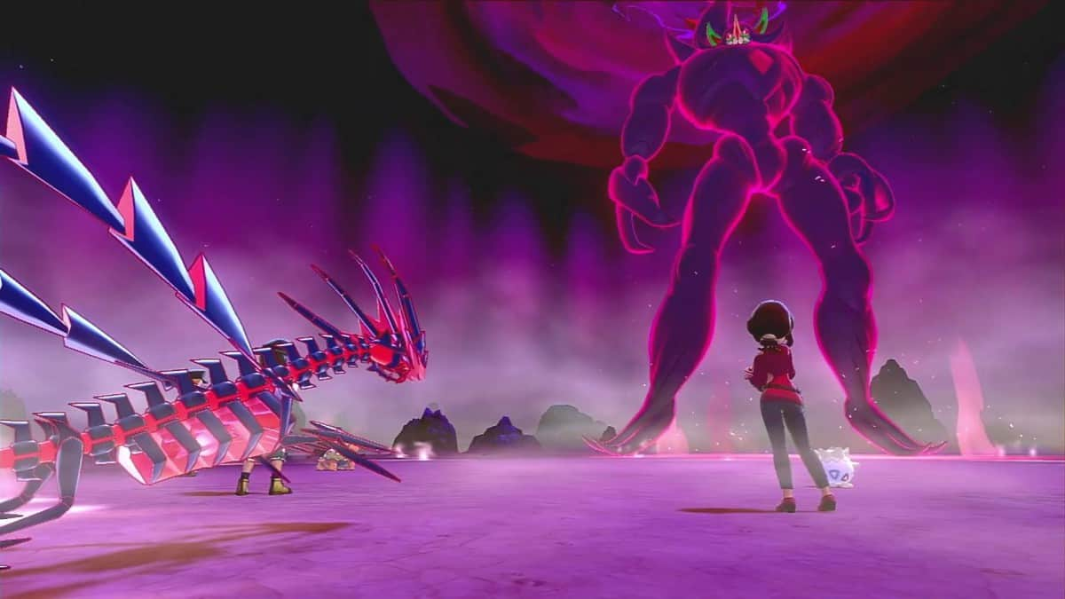 Pokemon Sword and Shield Grimmsnarl Locations, How to Catch and Evolve
