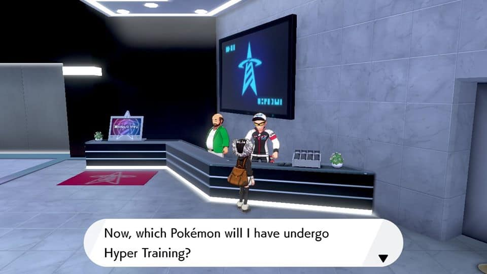 Pokemon Sword and Shield Hyper Training Tips
