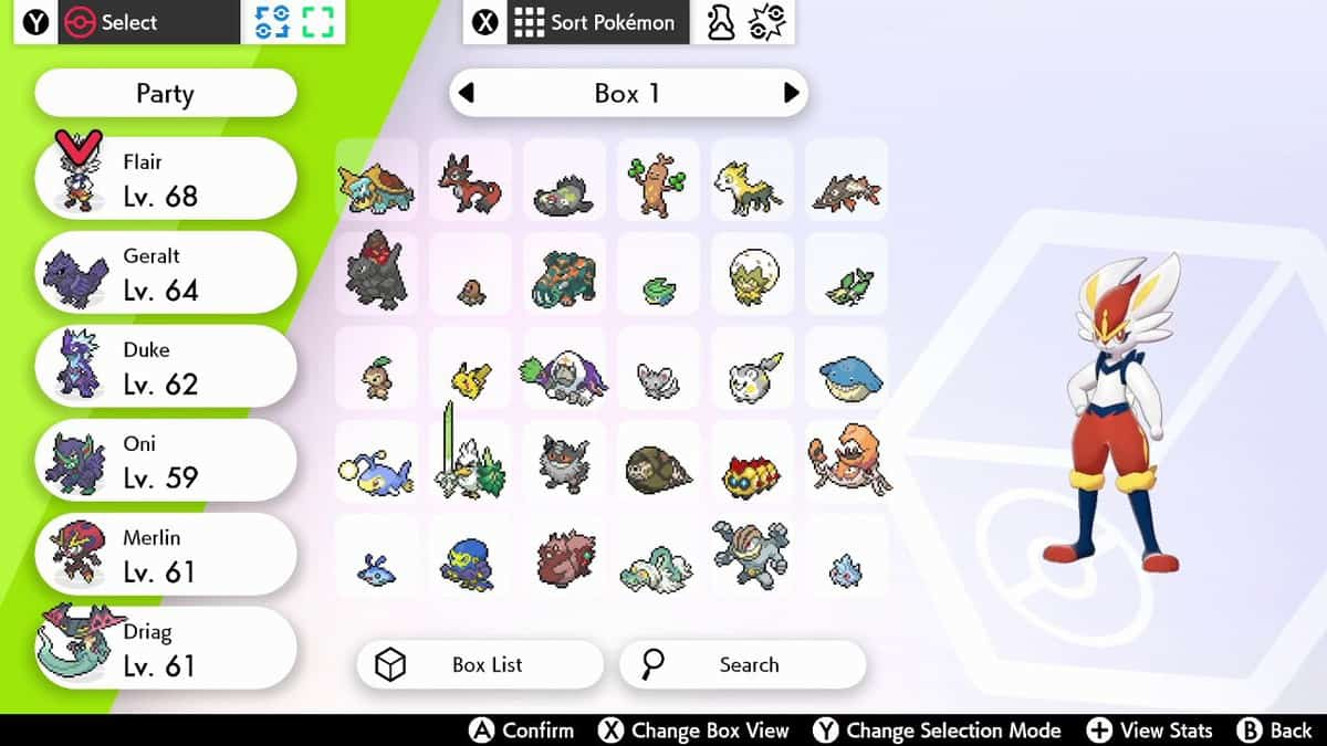 How to Unlock IV Checker in Pokemon Sword and Shield