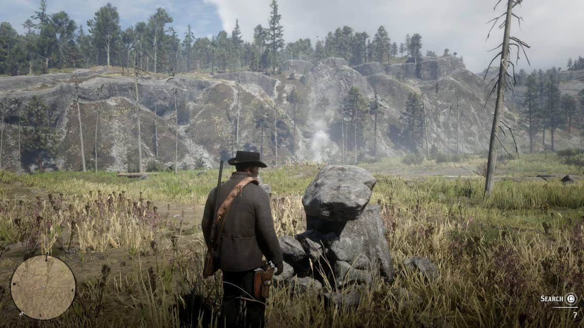 Red Dead Redemption 2 Jack Hall Gang Treasure Maps Locations Guide