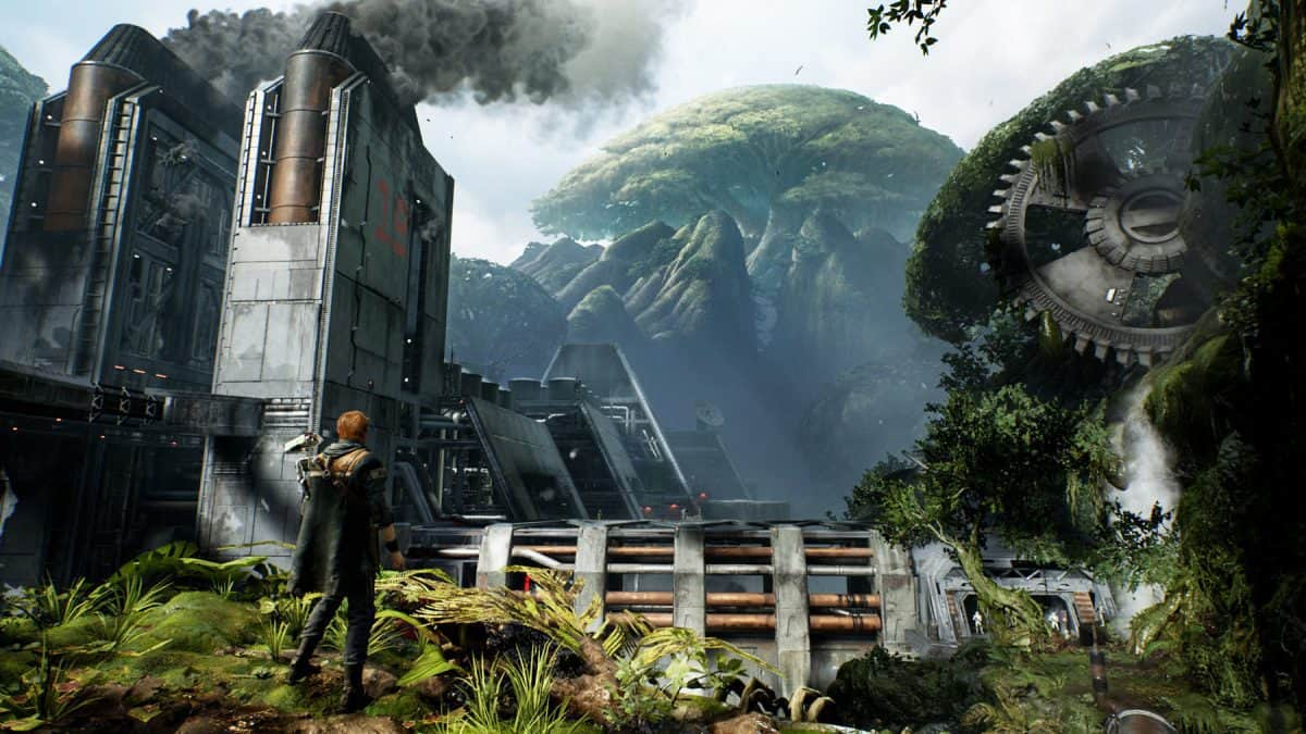 Star Wars Jedi Fallen Order Kashyyyk Secrets and Chests Locations