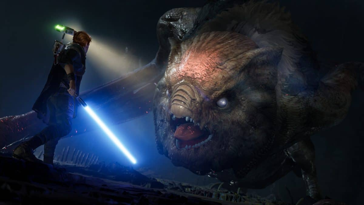 Star Wars Jedi Fallen Order Legendary Beasts