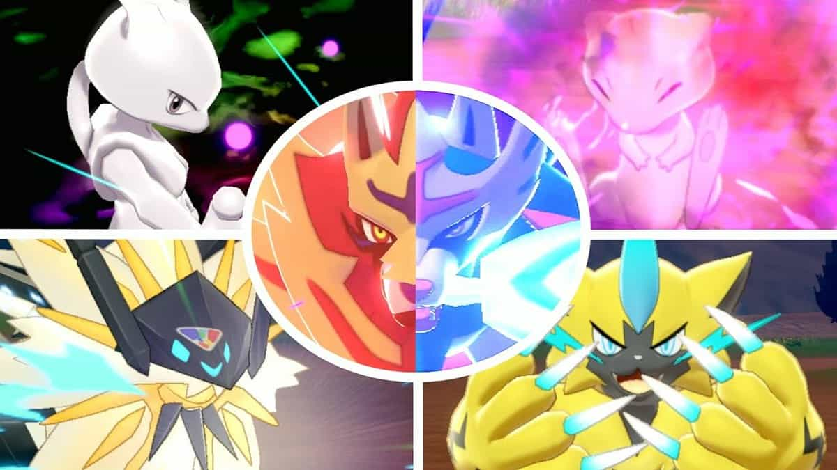 Pokemon Sword and Shield Legendary Pokemon Locations Guide | SegmentNext