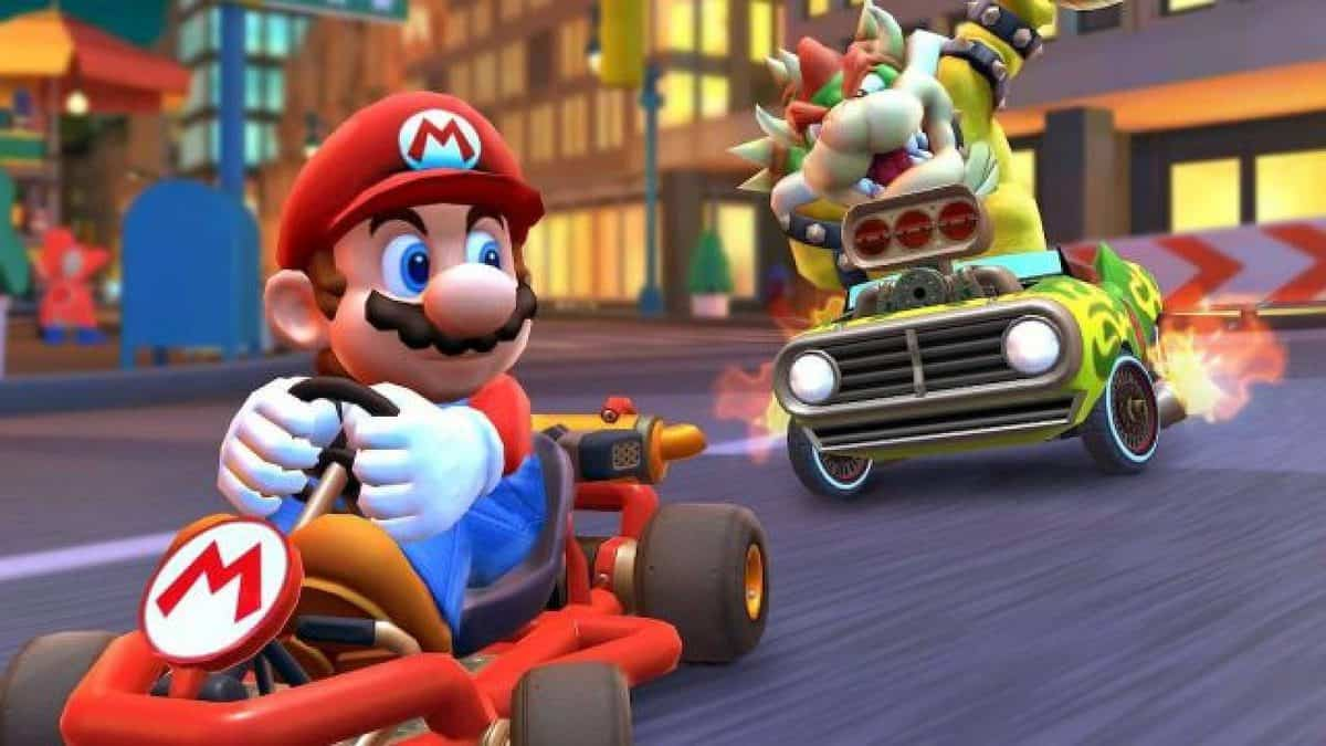 How to Get Lightning in Mario Kart Tour