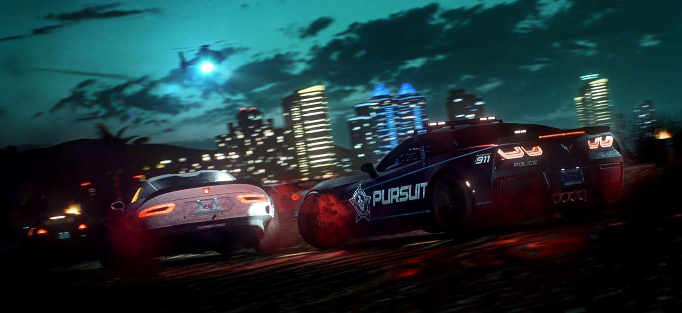 How to Lose Cops Easily in Need for Speed Heat