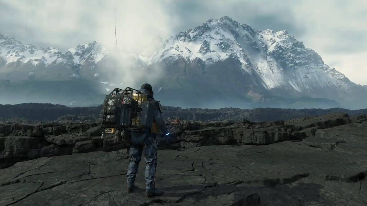 Death Stranding Order 27: Chiralium Gauge Delivery to Weather Station Guide