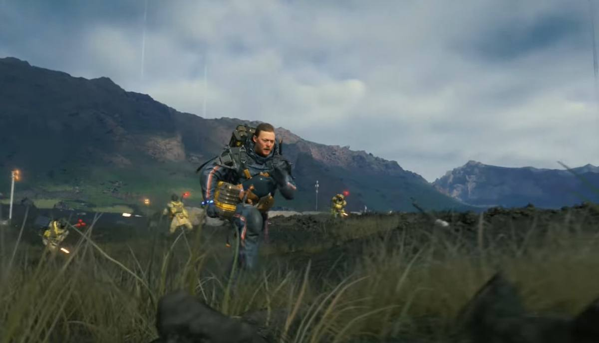 Death Stranding Order 32: Collect Old Components For Speed Skeleton Guide