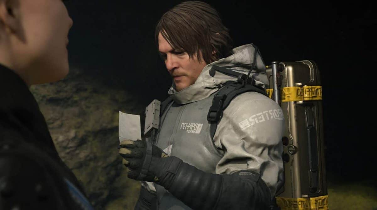 Death Stranding Order 38: Emergency Provisions Delivery Guide