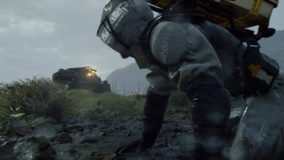 Death Stranding Order 63 Network Activation Key Delivery to Edge Knot City Guide