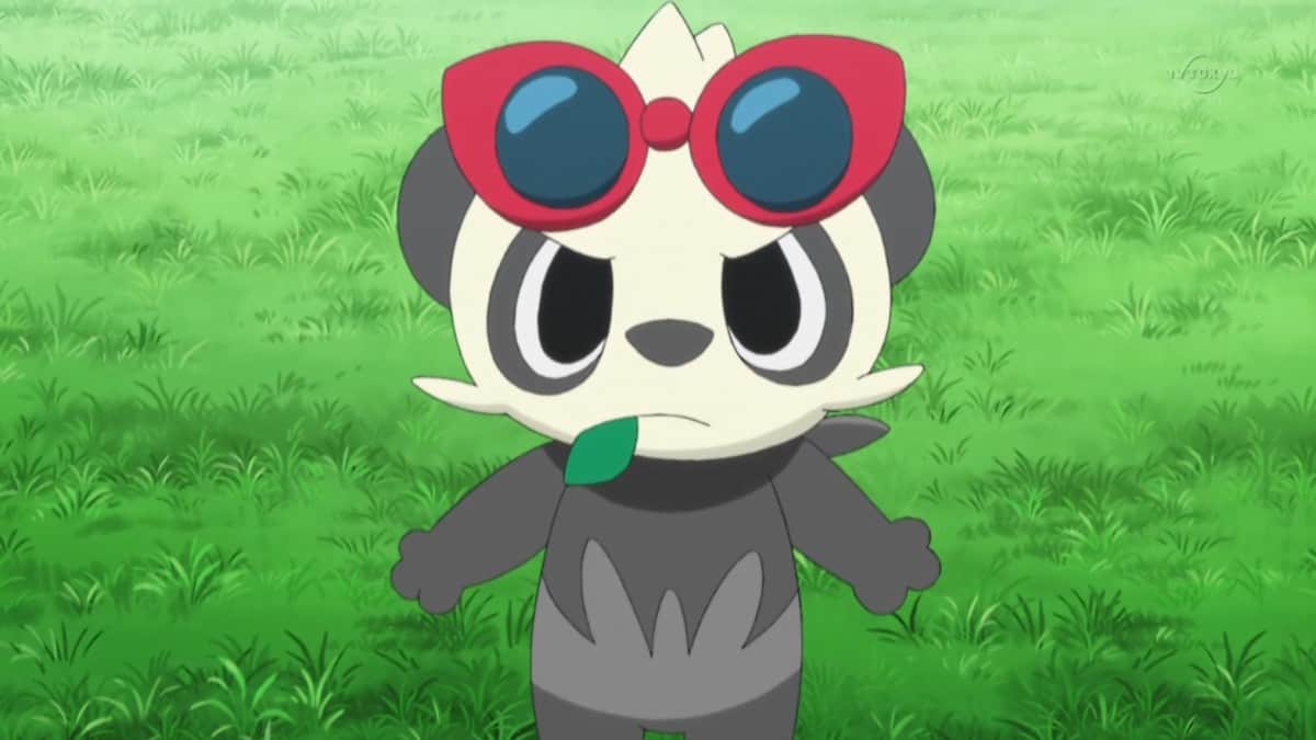 Pokemon Sword and Shield Pancham Locations and Evolutions