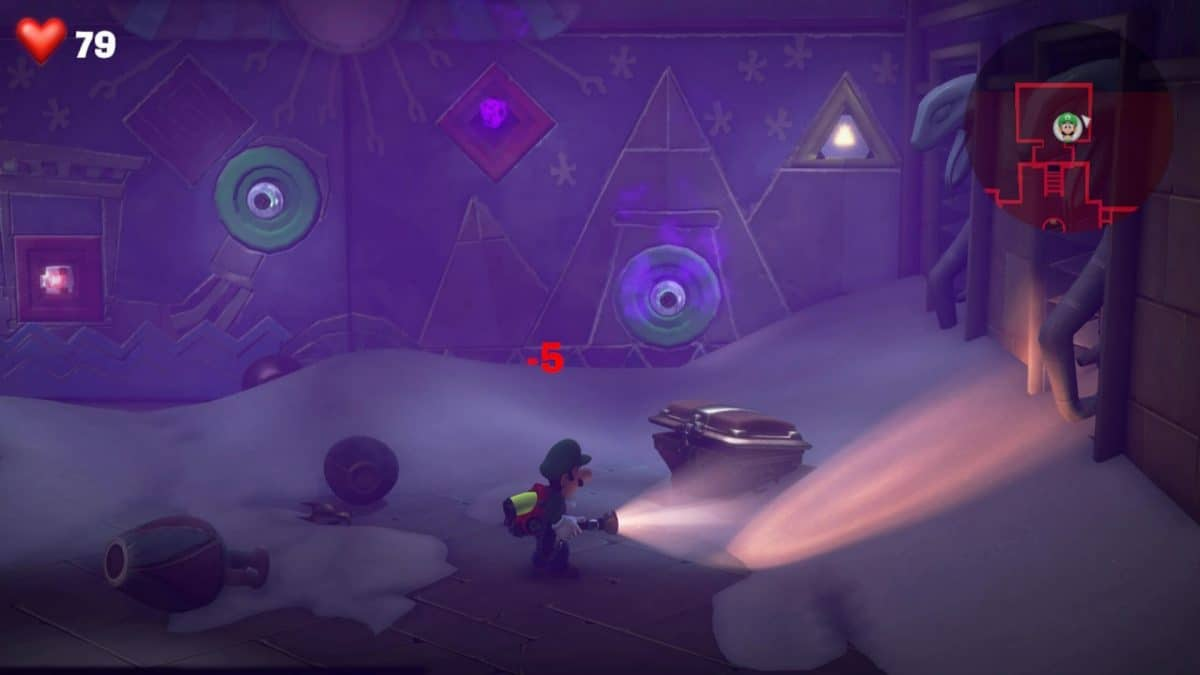 Luigis Mansion 3 Puzzles