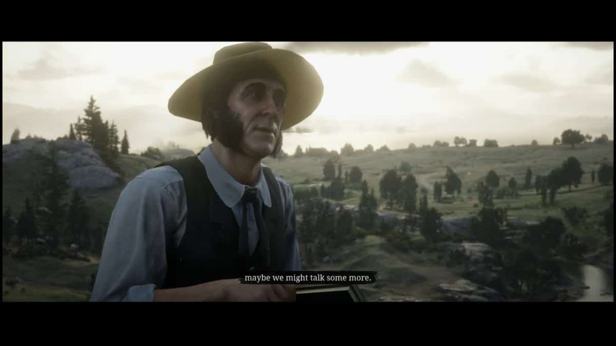 Red Dead Redemption 2 The American Inferno, Burnt Out Stranger Mission Guide