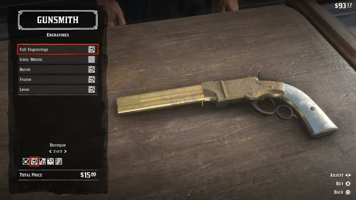 Red Dead Redemption 2 Best Weapons Guide