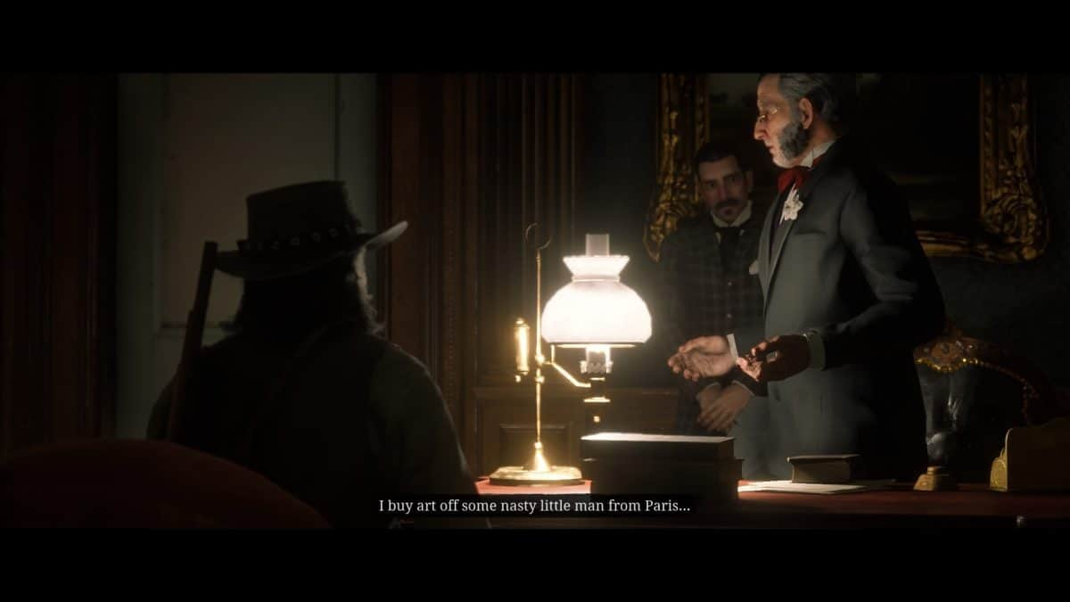 Red Dead Redemption 2 Idealism and Pragmatism for Beginners Stranger Mission Guide