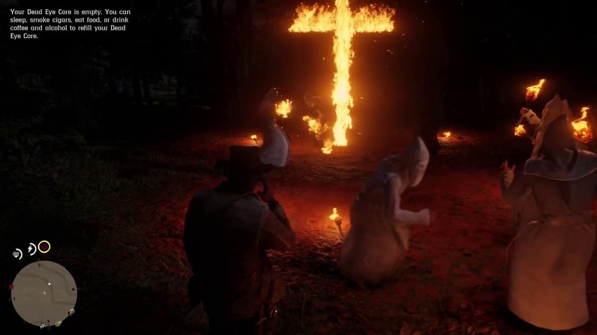 Red Dead Redemption 2 KKK Locations Guide