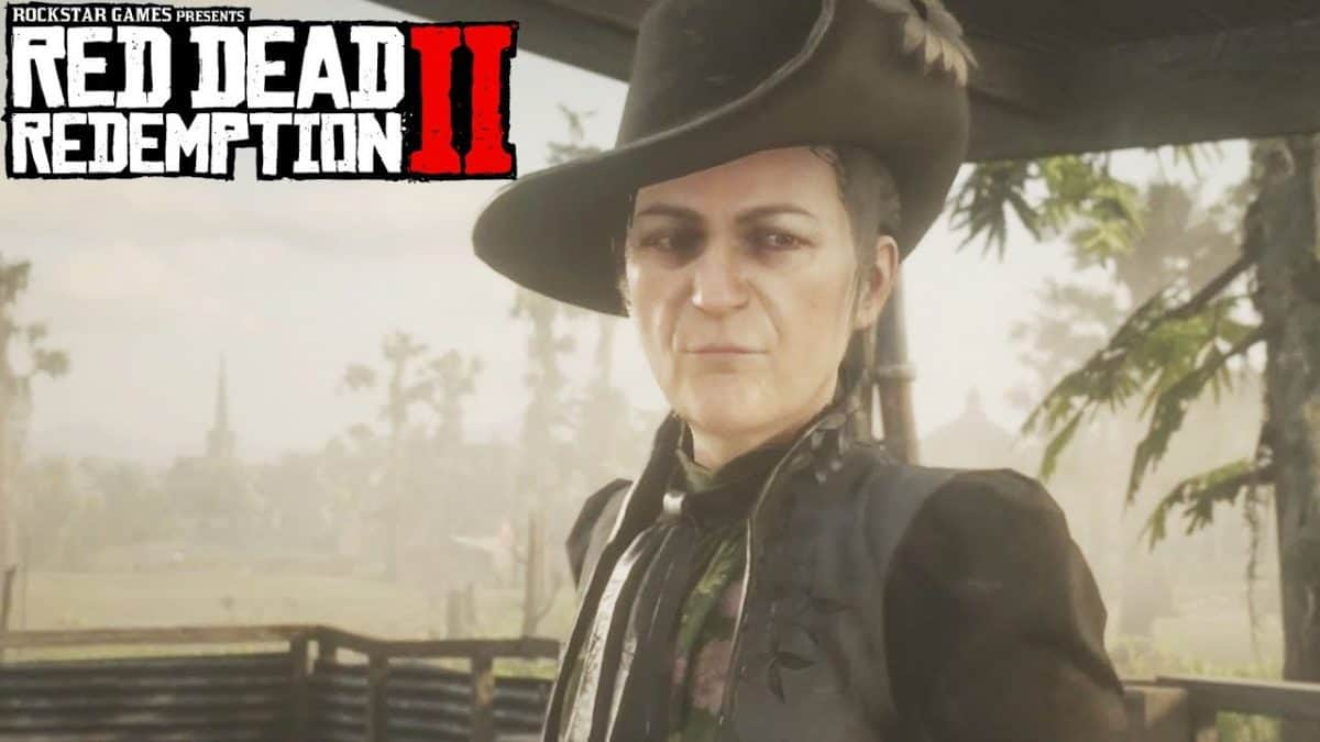 Red Dead Redemption 2 The Noblest of Men and a Woman Stranger Mission Guide