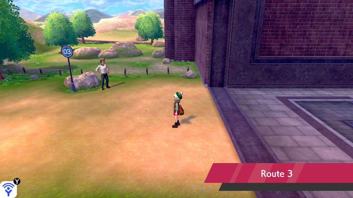 Pokemon Sword and Shield Route 3 Walkthrough