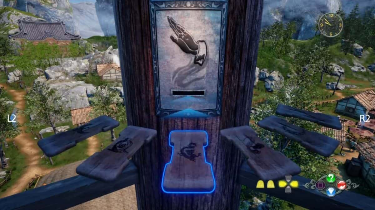 Shenmue 3 Bell Tower Puzzle 'Token Locations Guide