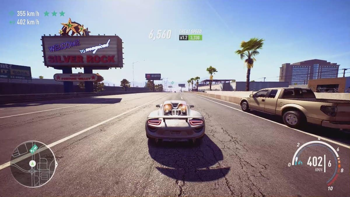Need for Speed Heat Speed Traps Locations Guide