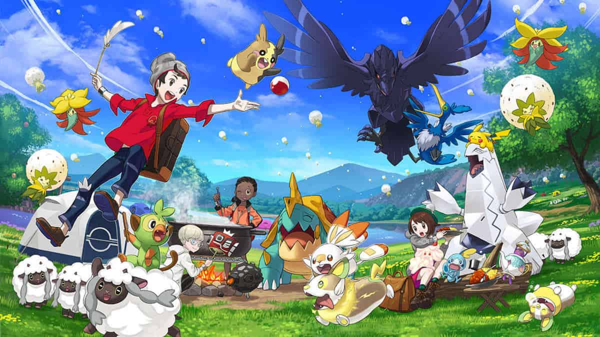 Ultimate Pokemon To Capture Other Pokemon in Sword and Shield