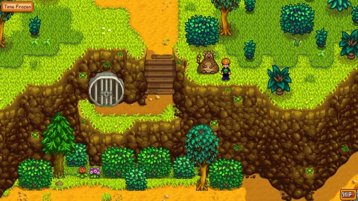 Stardew Valley Trash Bear Guide
