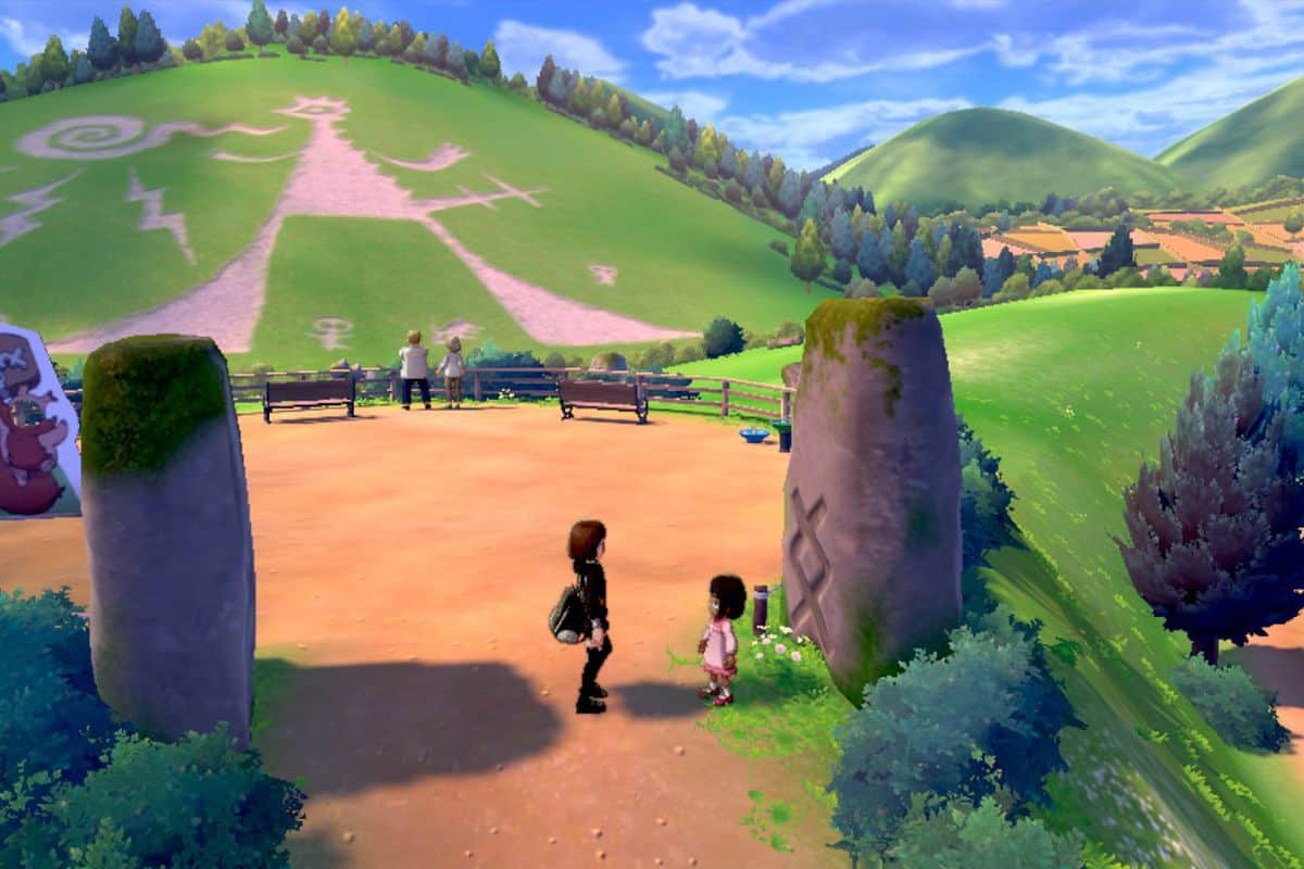 Pokemon Sword and Shield Turffield Riddle Puzzle Solution Guide