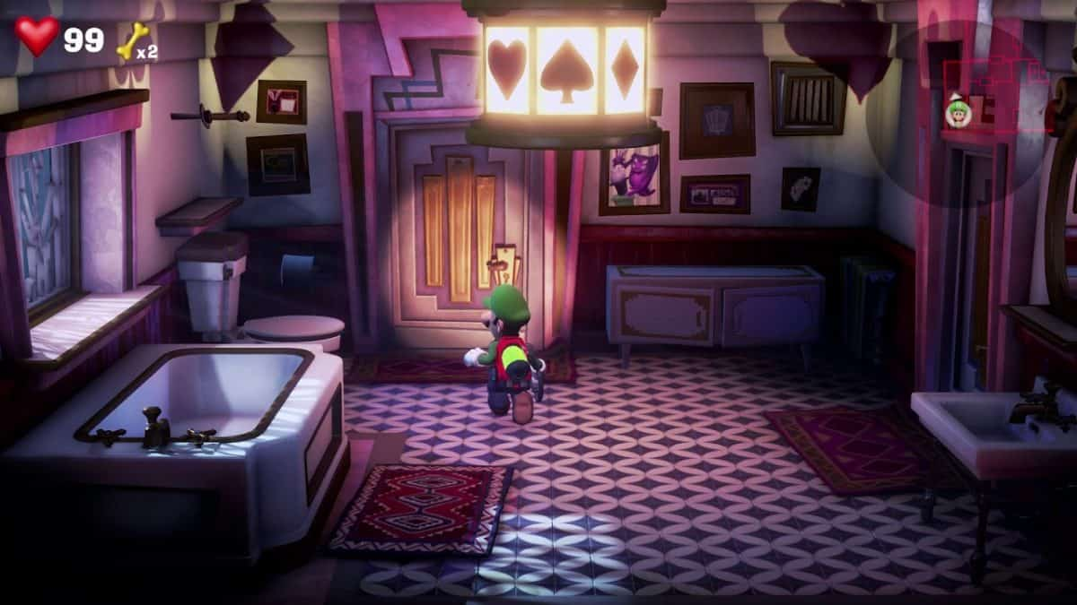 Luigi's Mansion 3 Twisted Suites 11F Guide