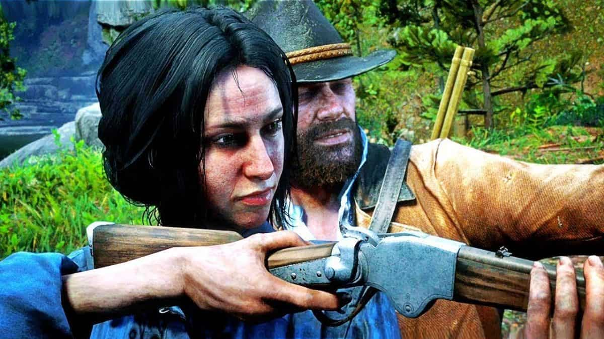 Red Dead Redemption 2 The Widow of Willard's Rest Stranger Mission Guide