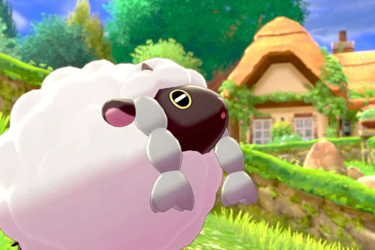 Pokemon Sword and Shield Wooloo Locations
