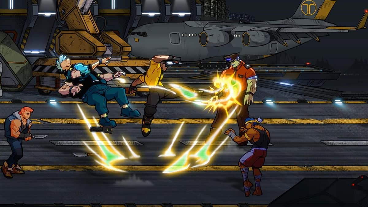 Adam Hunter Returns In Streets Of Rage 4