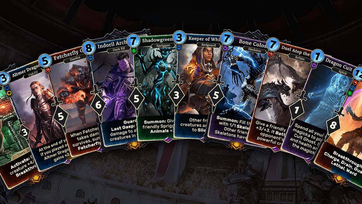 Bethesda Halts Further Development Of The Elder Scrolls: Legends