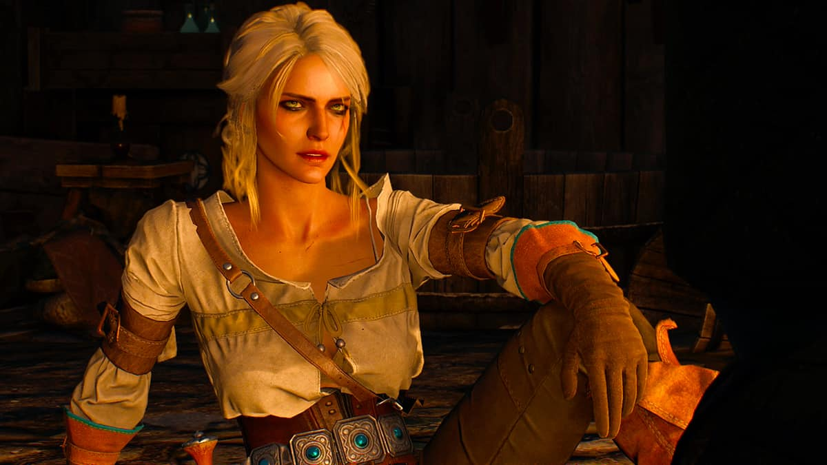 CDPR Wants Next Witcher Game To Be About Ciri