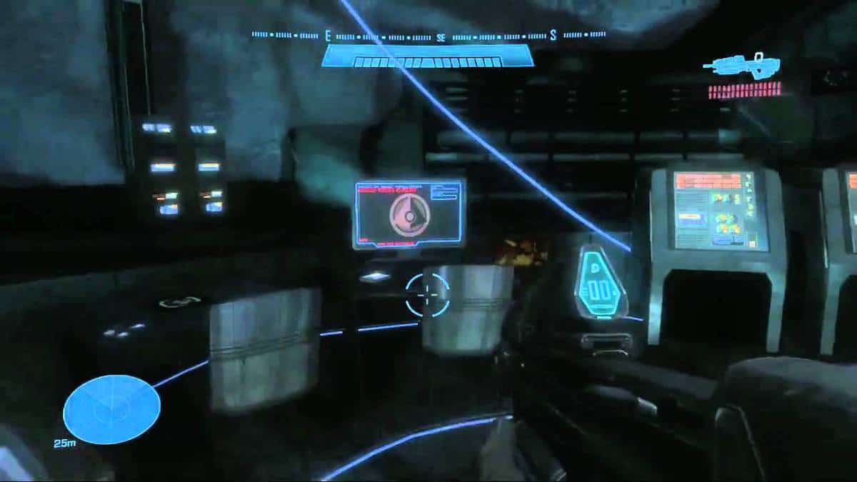 Halo Reach Easter Eggs