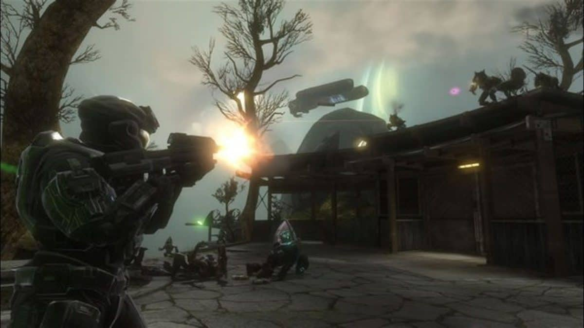 How to Unlock Forge in Halo Reach on PC
