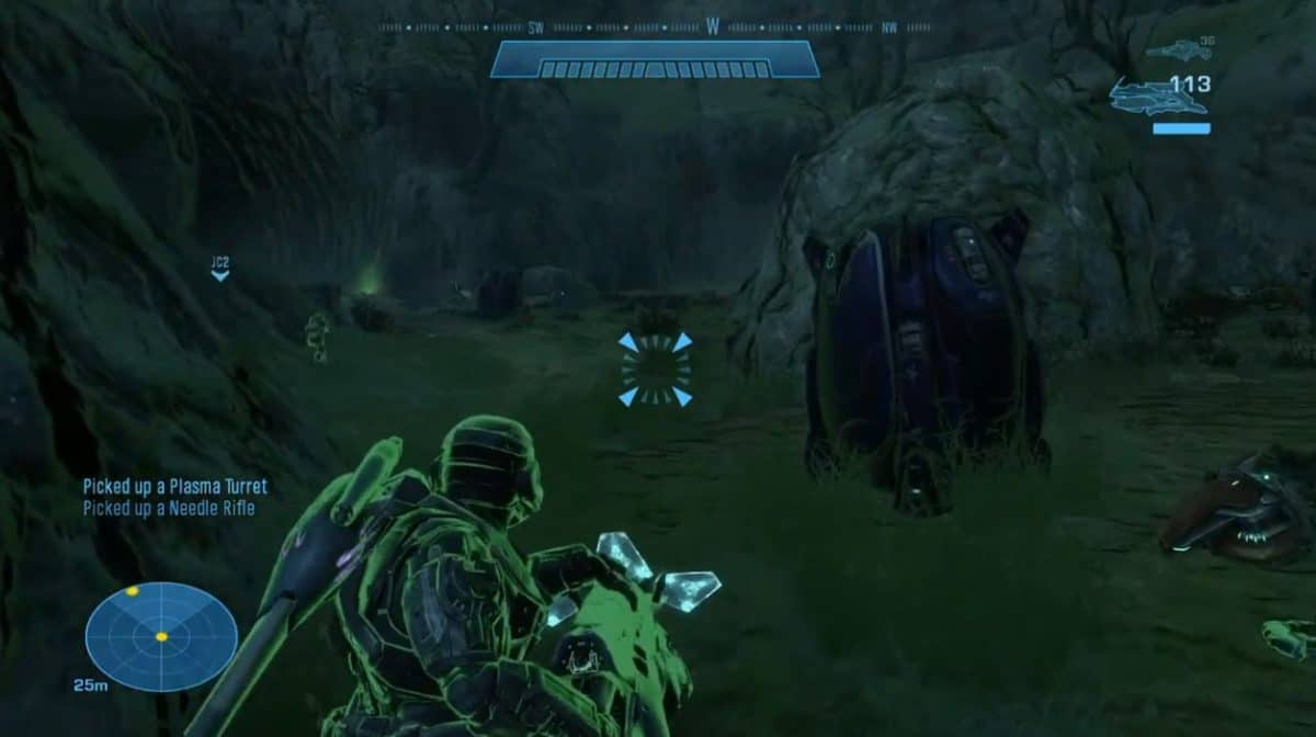 Halo Reach Nightfall Legendary Guide