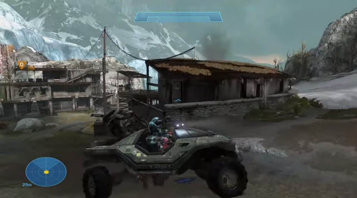 Halo Reach Oni Sword Base Legendary Guide