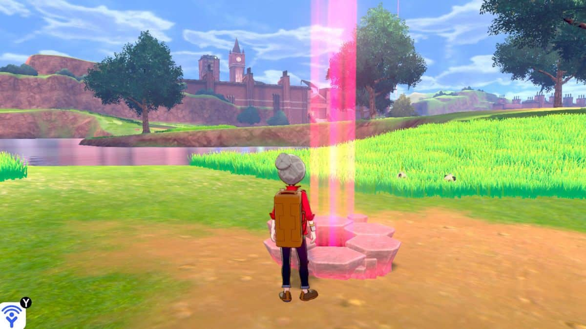 How to Reset Rare Dens in Pokemon Sword and Shield