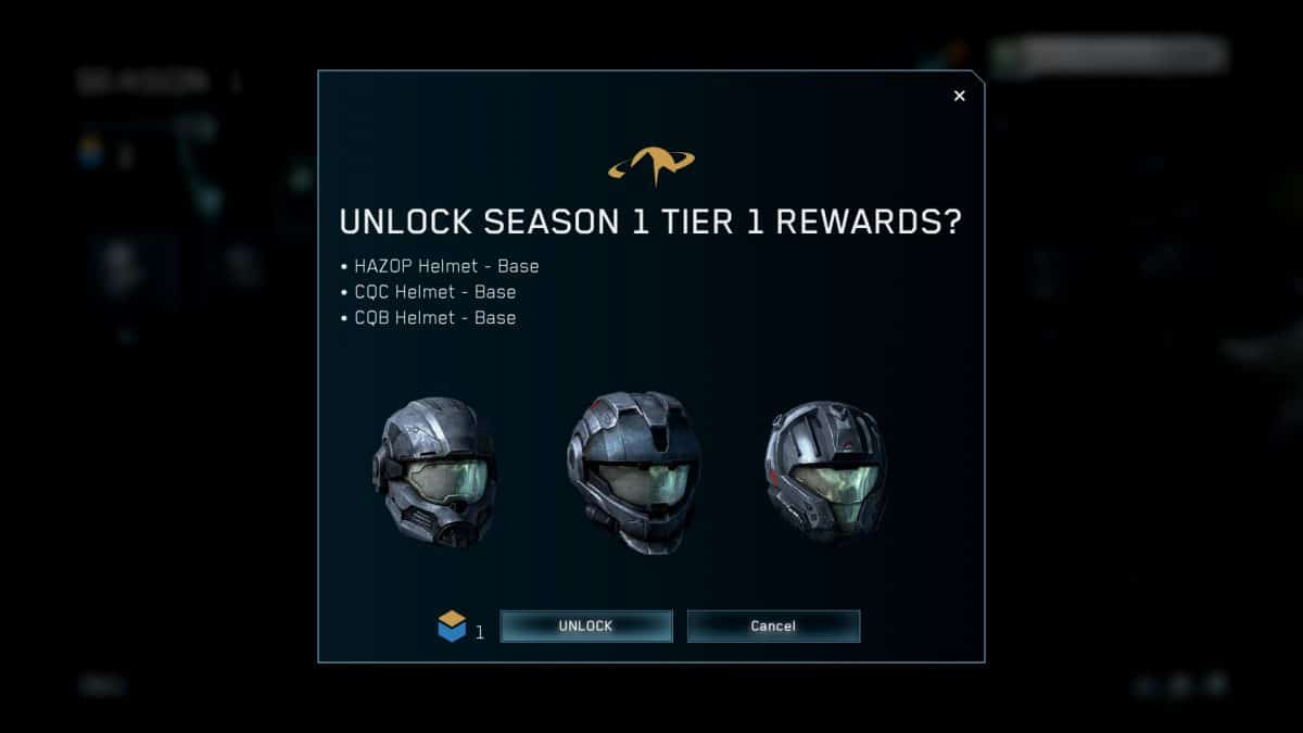 How to Get Season Points / Unlock Rewards in Halo Reach