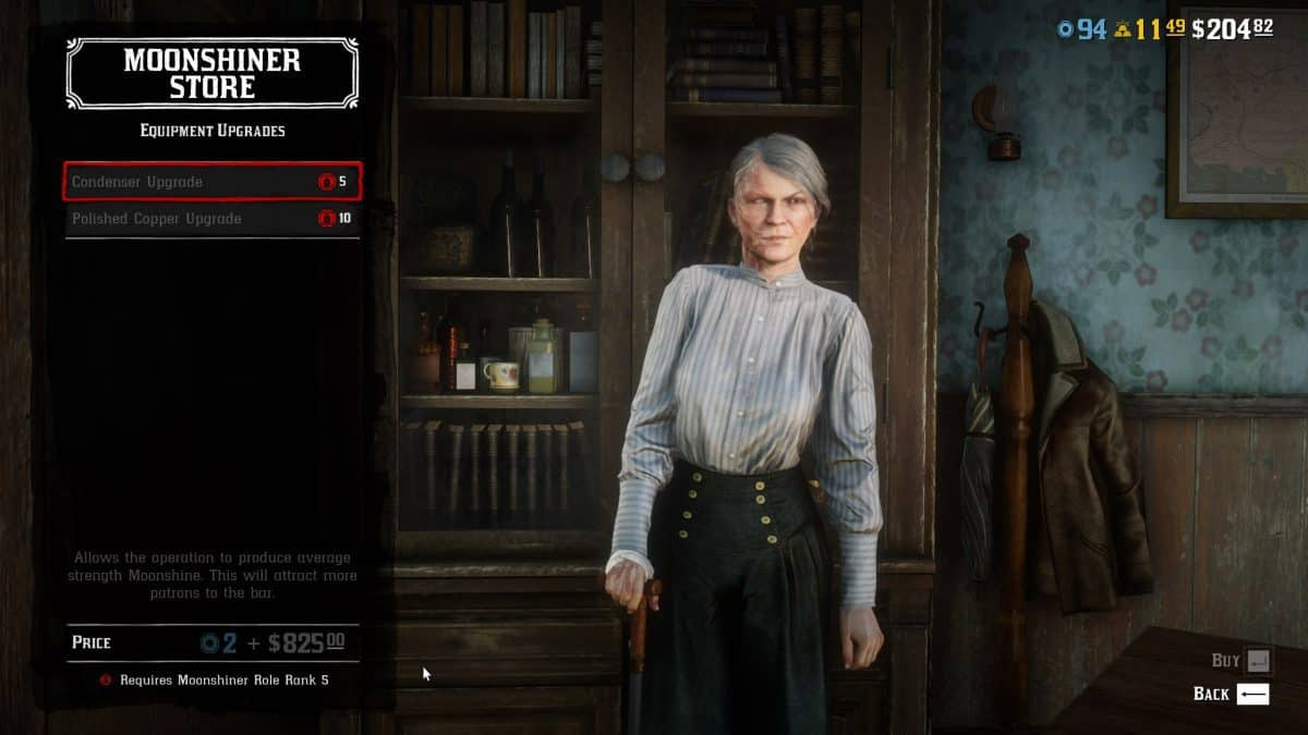 How to Make Stronger Moonshine in Red Dead Online