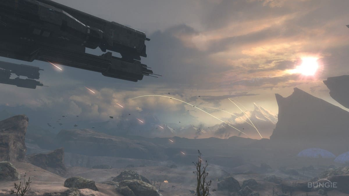 Halo Reach Tip of the Spear Legendary Guide