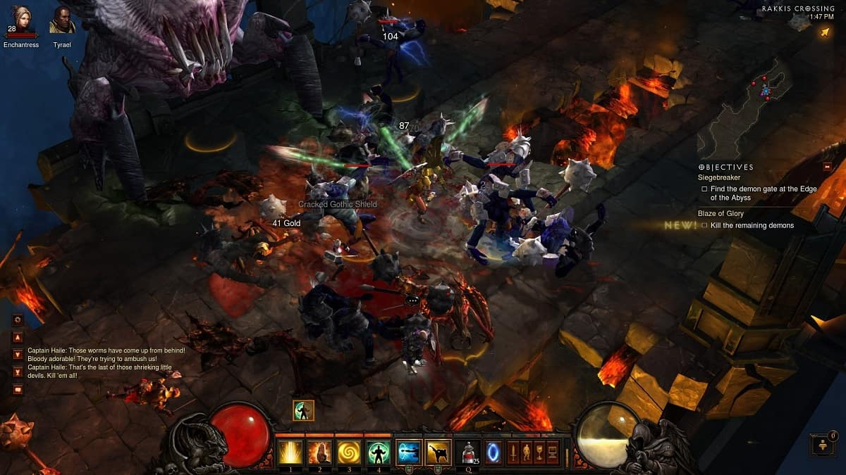 Diablo 3 Season 19 Crusader Builds