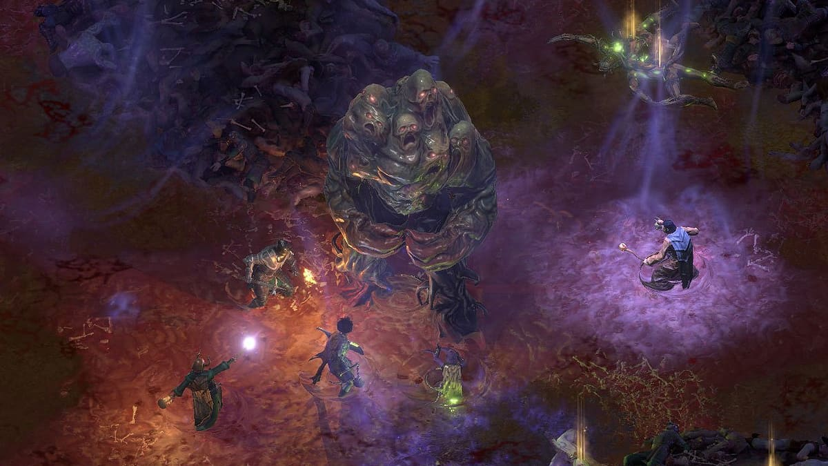 Obsidian Explains Why Pillars Of Eternity 2 Was Delayed For Nintendo Switch