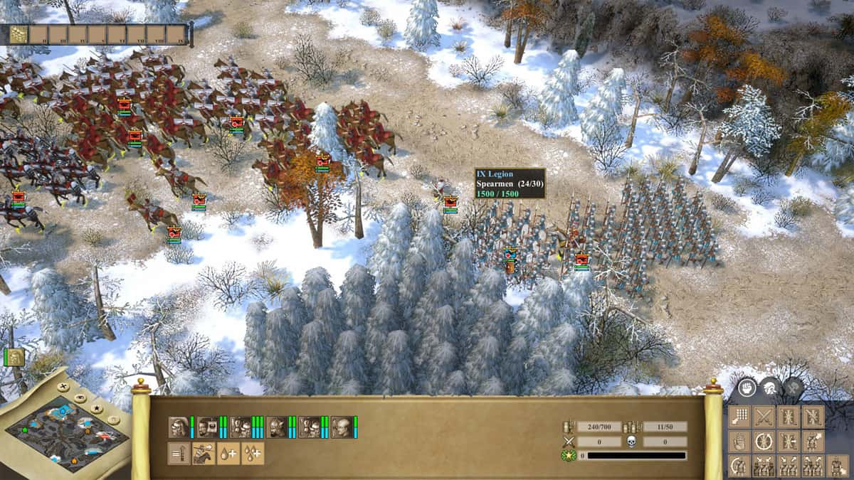 Praetorians HD Remaster Interview – Importance Of Streamlined Controls